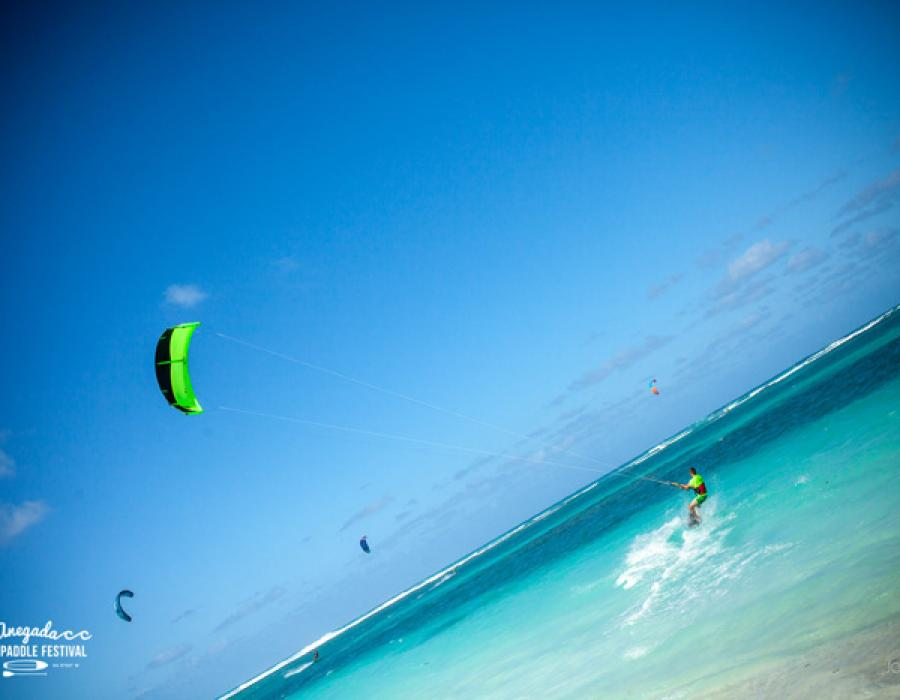 Anegada Kite and Paddle Festival